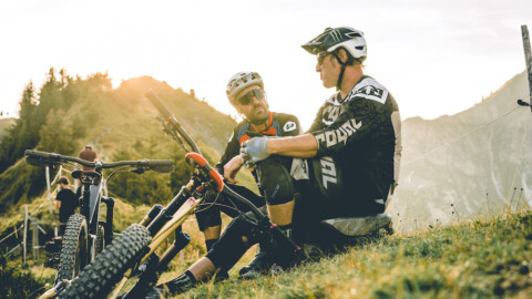 Vidéo Steve Peat & Nicolas Vouilloz – Unfinished Business