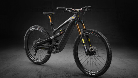 Nueva YT Industries E-bike! Decoy