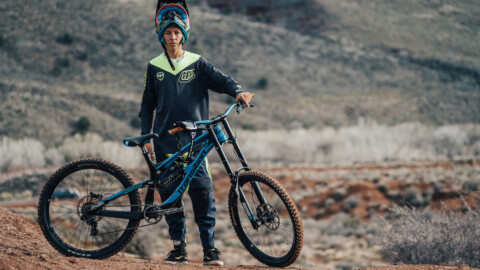 Conoce al freerider de Transition Bikes  Jaxson Riddle