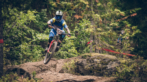 Sam Hill vuelve al podio en Whistler!