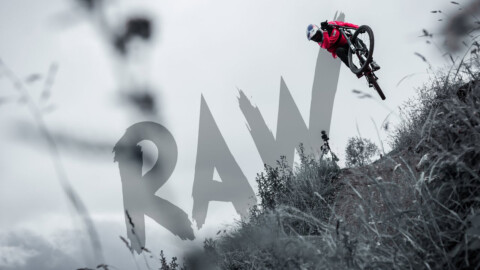 Video- Fabio Wibmer Raw en el Bike Park!