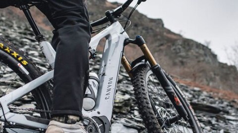 Nueva E-bike Canyon Spectral:ON
